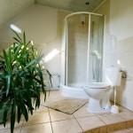 Łazienka bezpośrednio w pokoju